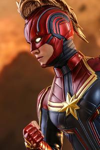 Captain Marvel 2020 Avengers Endgame