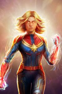 Captain Marvel 4knew