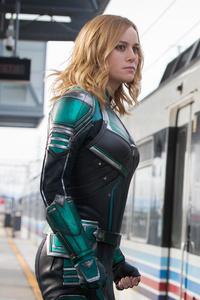 Captain Marvel 5k
