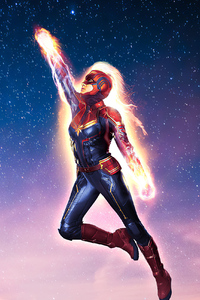 240x320 Captain Marvel Brie