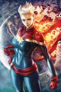 Captain Marvel DigitalArt