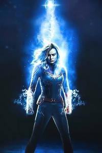 Captain Marvel Infinity Stones