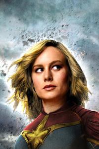 Captain Marvel Movie 2019