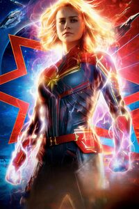 360x640 Captain Marvel Movie 2019 4k