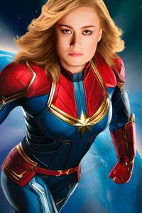Captain Marvel New 2019 Poster