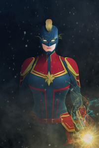 Captain Marvel New 2020