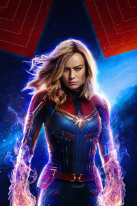 Captain Marvel New Posters 2019