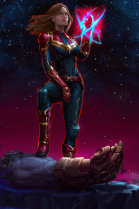 Captain Miss Marvel
