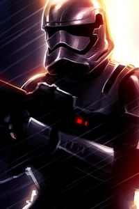 480x854 Captain Phasma Art4k
