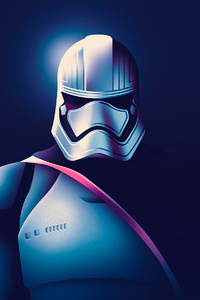 Captain Phasma Artwork
