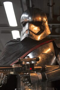 Captain Phasma In Star Wars