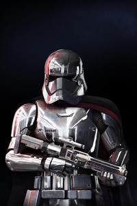 Captain Phasma Star Wars Battlefront 2 5k