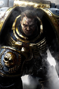 Captain Titus Warhammer 40000 Space Marine