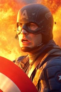 CaptainAmerica 5k