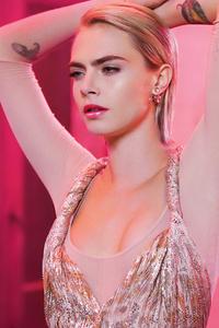 240x320 Cara Delevingne 2019 Dior