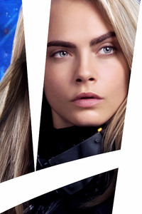 2160x3840 Cara Delevingne As Laureline In Valerian And The City Of A Thousand Planets