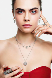 1440x2960 Cara Delevingne Dla Marki Dior Photoshoot 2020