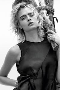 750x1334 Cara Delevingne Marie Claire Magazine