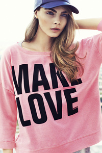 360x640 Cara Delevingne Reserved Photoshoot