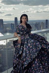 1080x2160 Cardi B Vogue Magazine 4k