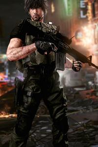 Carlos Oliveira Resident Evil 3