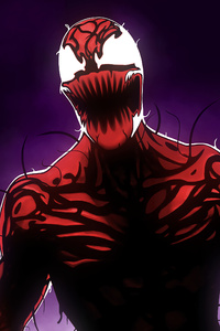 Carnage From Marvels Spider Man Series