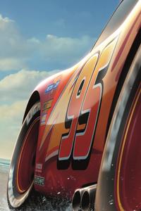 320x480 Cars 3 8k Disney Movie