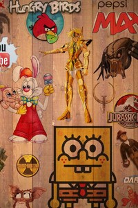 640x960 Cartoons