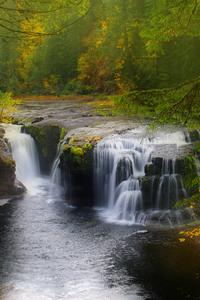 1280x2120 Cascading Waterfall
