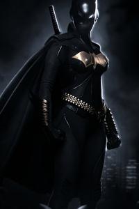 Cassandra Cain Batgirl 4k
