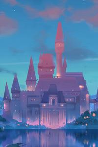 Castle Artistic Art 4k