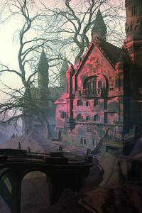 Castle Dreamy Artwork