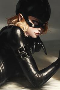 Cat Woman Dc