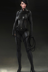 Catwoman 2020 4k Artwork