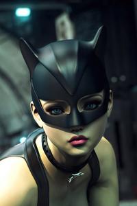 Catwoman 4k Artwork