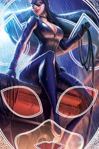 Catwoman Art 4k