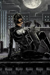 Catwoman Art