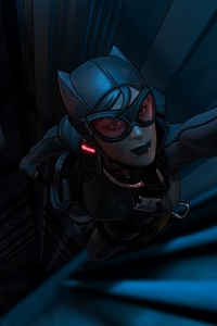 Catwoman Batman The Telltale Series
