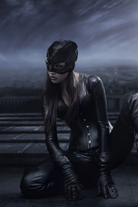 Catwoman Cosplay 10k