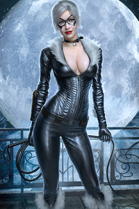 Catwoman Darkness