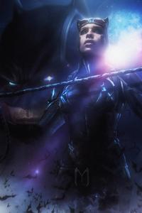 Catwoman Zoe Kravitz