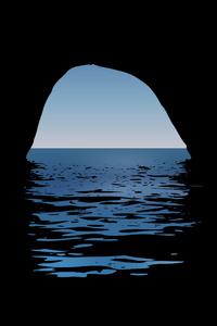 Cave Minimalist 4k
