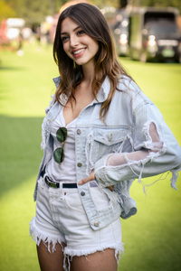 Celine Farach Smiling