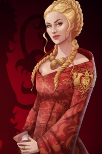 1125x2436 Cersei Lannister Game Of Thrones 4k