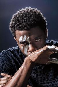 Chadwick Boseman 10k 2018