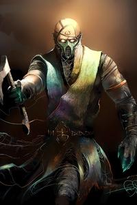 Chameleons Mortal Kombat 4k