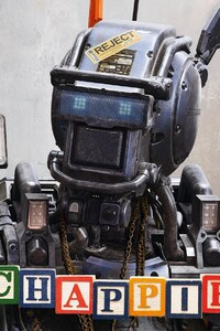 1280x2120 Chappie 2015 Movie