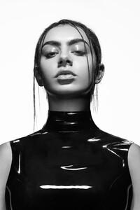 Charli Xcx Monochrome