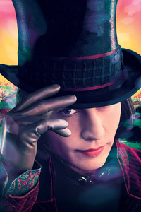 1080x2160 Charlie And The Chocolate Factory