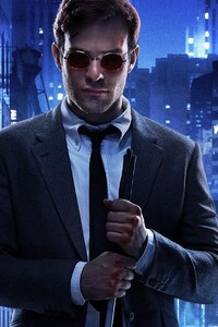 1080x1920 Charlie Cox In Dare Devil